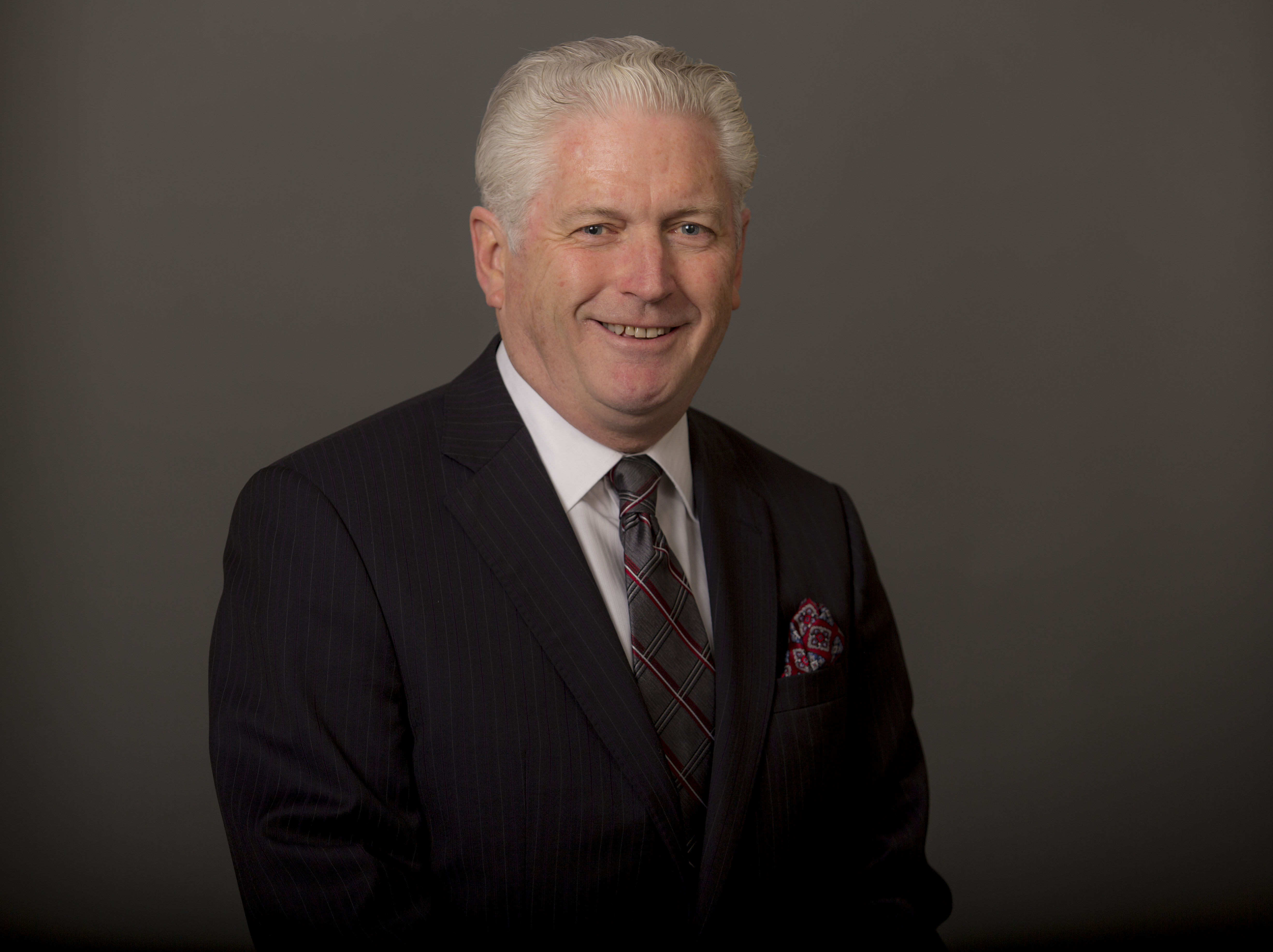 John Rossiter - Board Chair